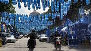 NEW DELHI — Malaysia faces its most significant election in decades Sunday, as voters choose between the longtime ruling coalition touting its steady hand and an untested opposition alliance promising economic and political reforms.