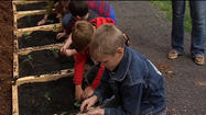 Some Bedford County students are growing food to feed themselves and their neighbors.