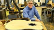 In the eighth grade, Jeffrey Boerner made his first guitar out of construction lumber he scrounged from a nearby housing development in Chicago.