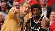 The manner in which Nets coach P.J. Carlesimo answered the first question on Friday's conference call might be indicative of his demeanor going into Game 7 against the Bulls.