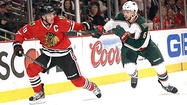 Game 2 photos: Blackhawks 5, Wild 2