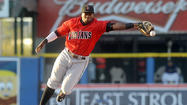 PICTURES: Indianapolis Indians at Lehigh Valley IronPigs.