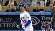 SAN FRANCISCO — When Don Mattingly asked Adrian Gonzalez how he was doing, the Dodgers' manager just meant the question as a pleasantry.