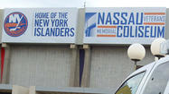 While Madison Square Garden Co. is competing for the right to renovate and run the Nassau Coliseum, the company says it has no specific plan to eventually move its AHL affiliate from Hartford to Long Island if it wins the bid.