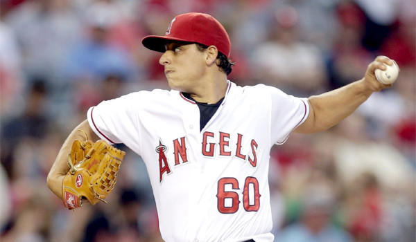 Jason Vargas gave up just three hits over nine innings -- in the left-hander's ninth career complete game -- as the Angels shutout the Baltimore Orioles, 4-0.