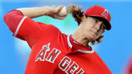 Anaheim Angels, Garrett Richards