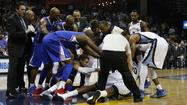 Clippers vs. Memphis Grizzlies, Game 6