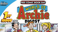 Free Comic Book Day is Saturday, May 4