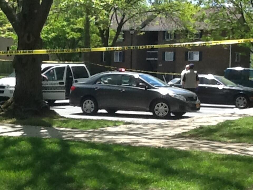Police found a woman dead inside this Toyota Corolla parked in a Columbia neighborhood near Blandair Park in May 2013.