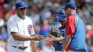 Carlos Marmol has pitched in a franchise record 453 games for the Cubs. But how many more will he and the Cubs' fans have to endure?