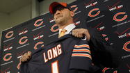 They don't wear scientist smocks in the Bears' draft room, and the scouts understand that game tape isn't just something to wrap around joints on Sundays.