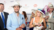 Photos: Celebrities at the 139th Kentucky Derby