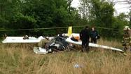 A pilot and passenged in an experimental plane were killed in a crash in Suffolk on Saturday, according to Virginia State Police.