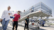 Photo Gallery: Wings for Autism program comes to Bob Hope Airport
