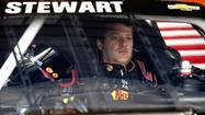 TALLADEGA, Ala. — Tony Stewart is a Speed Racer, and has the credentials to prove it.