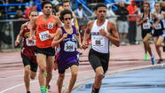 JACKSONVILLE — Olympia became Central Florida's first Class 4A track and field championship team in seven years, and Colonial senior Andres Arroyo made history by winning all three boys distance events in Saturday's rain-soaked state meet.