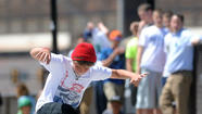 PICTURES: The Element Make it Count Skateboard contest.