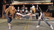 Photo Gallery: Improv Revolution rehearsal
