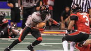 The Orlando Predators were seeking to avoid the worst start in franchise history Saturday night.