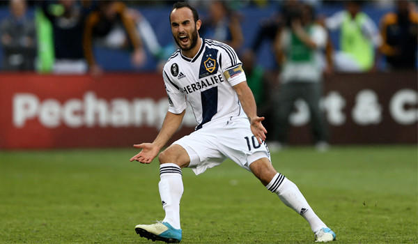 Landon Donovan will be honored with a bobblehead night Sunday when the Galaxy plays Houston.