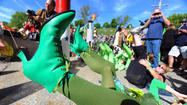 2013 Kinetic Sculpture Race in Baltimore [Pictures]
