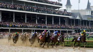 Todd Pletcher has five in Kentucky Derby, settles for third