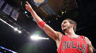 NEW YORK — Emotion carried Joakim Noah off the Barclays Center court and into the first row of seats.