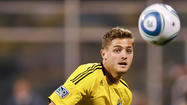 Robbie Rogers says he doesn't want to play in Chicago, but Fire officials plan to try to change his mind.