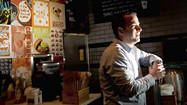 Jeffrey Weinstein once swept through 19 Denver restaurants in six hours, a feat that most people would characterize as gluttony.