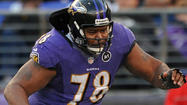 The return of left offensive tackle Bryant McKinnie via a two-year contract worth up to $7 million is expected to bolster the Ravens' offensive line.