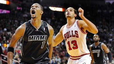 Heat expect nothing short of true grit from feisty Bulls