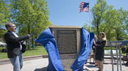 George Taylor House Monument Dedication