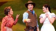 "THEATER REVIEW: ""Oklahoma"" at Lyric Opera of Chicago ★★★ ... Early in ""Oklahoma!"" the 1943 masterpiece by Richard Rodgers and Oscar Hammerstein II now at the Lyric Opera of Chicago ..."