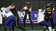 Steelhawks vs. Lions