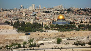 Fabled Jerusalem: Steeped in history, politics and religion