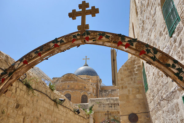 Photos: Visiting the Church of the Holy Sepulcher - Church of the Holy Sepulcher