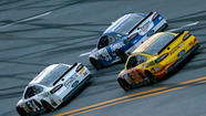 David Ragan, Carl Edwards, David Gilliland
