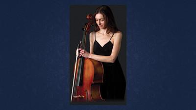 Cellist Olga Redkina