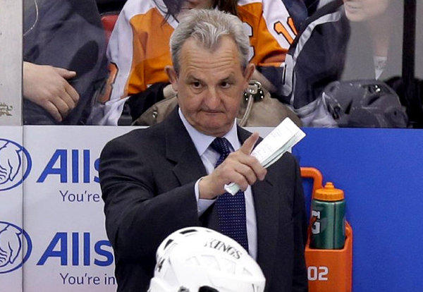 Kings' Darryl Sutter Doesn't Always Go By The Numbers