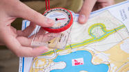 A map, a compass and your wits: the sport of orienteering