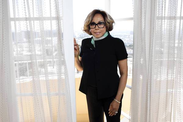 "Diahann Carroll has a regular role on the USA hit ""White Collar."""
