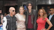 Howard Stern taking his 'Talent' to Chicago area