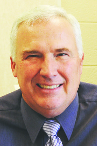Boyne City Public Schools Superintendent Peter Moss