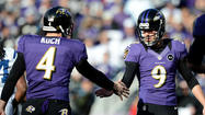 The Ravens have an enviable kicking situation with kicker Justin Tucker and punter Sam Koch.
