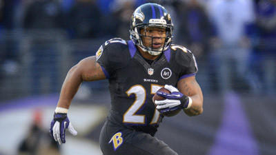 Four Ravens -- three current and one former -- make Pro Footbal…
