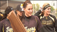 The Fort Hays State softball team received the No. 1 seed in the Central Regional of the NCAA Tournament and will serve as a host site, May 10-12, for four teams competing to move on to the Super Regional the following weekend. Fort Hays State will face No. 8 seed Emporia State in the first round, fresh off having to play the Hornets in two MIAA Tournament Championship Games on Sunday. Also competing in Hays will be the No. 4 seed Central Oklahoma and the No. 5 seed Minot State.