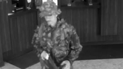 Stoystown bank robber