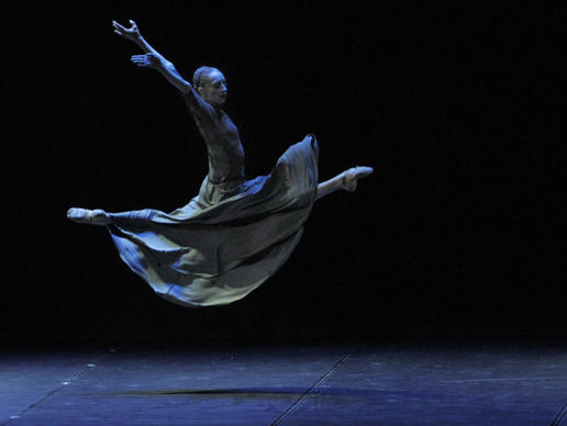"Nina Zmievets as Rose Beuret in Eifman Ballet's performance of ""Rodin.""  <br><br> <a href=""http://www.latimes.com/entertainment/arts/culture/la-et-cm-review-boris-eifman-rodin-segerstrom-20130504,0,5907893.story""target=""_blank""><b>REVIEW: </b>The collateral damage of genius in Boris Eifman's 'Rodin'</a>"