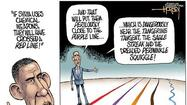 Obama's red line on Syria gets squiggly