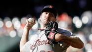 The Detroit Tigers' Justin Verlander, who dominated Houston on Sunday, again is showing he could be a Cy Young Award candidate. Meanwhile, at Old Dominion, where he once starred, his brother Ben has given up pitching and is hitting well.
